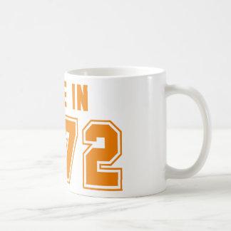 1972 COFFEE MUGS