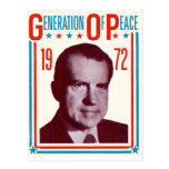 1972 Nixon Presidential Campaign Post Cards