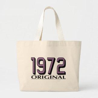 1972 Original Jumbo Tote Bag