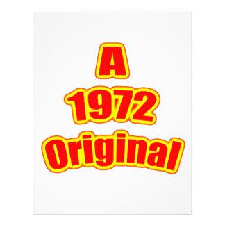 1972 Original Red Flyer
