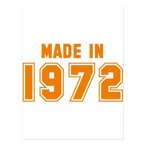 1972 POSTAL