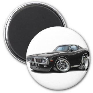 1973-74 Charger Black Opera Top Car Magnet