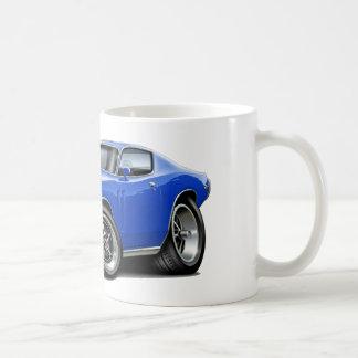 1973-74 Charger Blue Car Coffee Mug