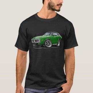 1973-74 Charger Green-Black Top Car