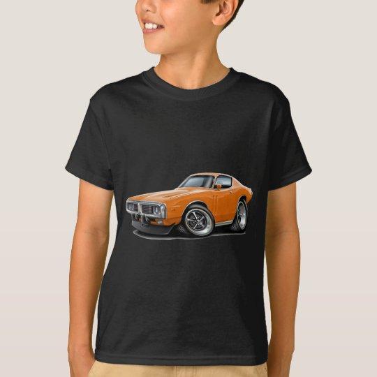 1973-74 Charger Orange Car T-Shirt