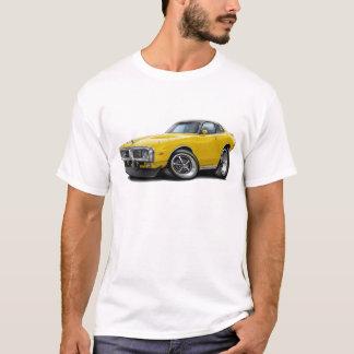 1973-74 Charger Yellow-Black Opera Top Car