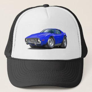 1973-74 Javelin Blue Car Trucker Hat