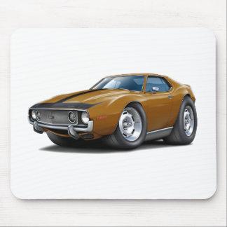 1973-74 Javelin Brown-Black Car Mouse Pad