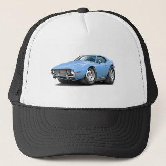 1973-74 Javelin Lt Blue Car Trucker Hat