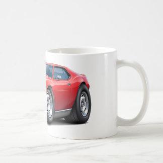 1973-74 Javelin Red-White Car Coffee Mug