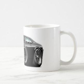 1973-74 Nova Black Car Coffee Mug