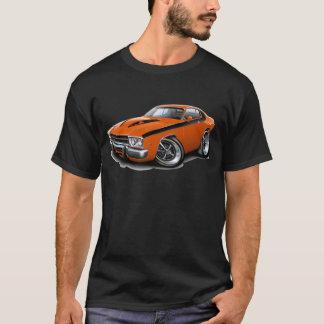 1973-74 Roadrunner Orange-Black Car T-Shirt