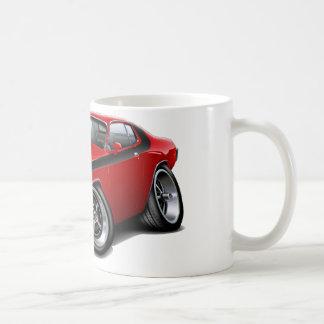 1973-74 Roadrunner Red-Black Car Coffee Mug