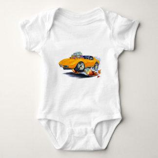 1973-76 Corvette Orange Car Shirt