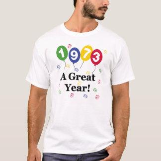 1973 A Great Year Birthday T-Shirt