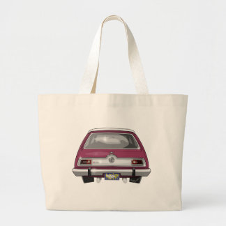 1973 AMC Gremlin Large Tote Bag