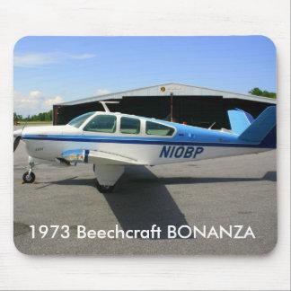 1973 Beechcraft BONANZA Mouse Pad