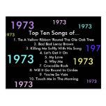 1973 canciones tarjeta postal