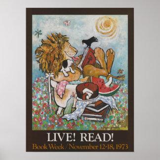 1973 Children's Book Week Poster