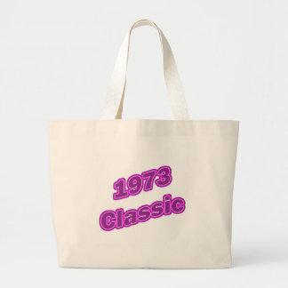 1973 Classic Purple Canvas Bags