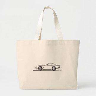 1973 Corvette Canvas Bag