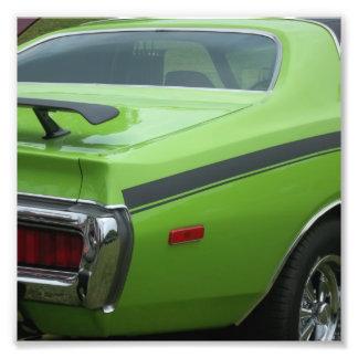 1973 cuartos verdes de la parte posterior de la be fotos