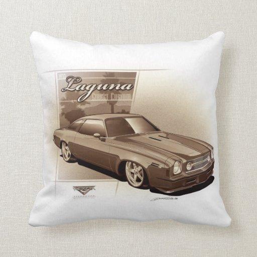 1973 Laguna Custom pillow