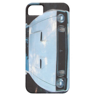 1973 Mustang Mach I (front view) phone case iPhone 5 Cover