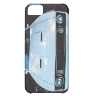 1973 Mustang Mach I (front view) phone case