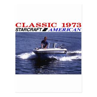 1973 Starcraft American Postcard