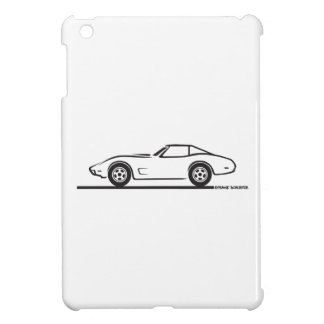 1974 1975 1976 1978 Chevrolet Corvette Hard Top T Case For The iPad Mini