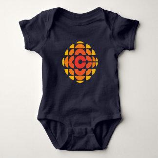 1974-1986 retro mameluco de bebé