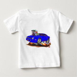 1974-76 Firebird Blue Car Baby T-Shirt