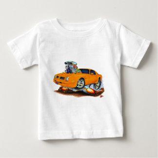 1974-76 Firebird Orange Car Baby T-Shirt