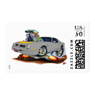 1974-76 Trans Am Grey Car Postage