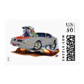1974-76 Trans Am Grey-Red Car Postage