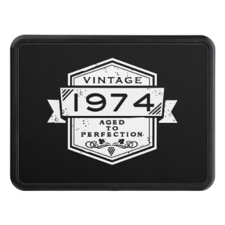 1974 Aged To Perfection Tow Hitch Cover