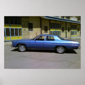 1974 Chevrolet Impala Poster