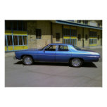 1974 Chevrolet Impala Print