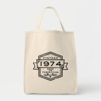 1974 envejecido a la perfección bolsas