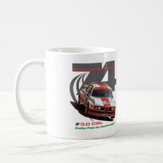 1974 Nürburgring 6 Hours 3.0 CSL Tourenwagen Coffee Mug
