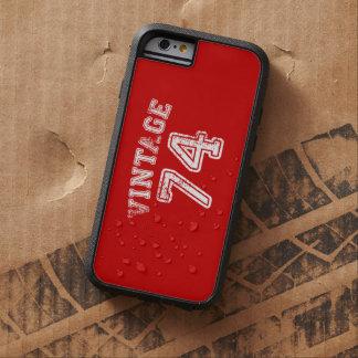 1974 Vintage Jersey Tough Xtreme iPhone 6 Case
