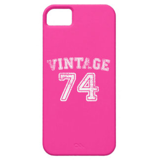1974 Vintage Jersey iPhone 5 Covers