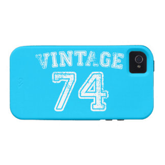 1974 Vintage Jersey iPhone 4 Cover