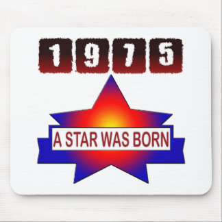 1975 A Star Was Born Mouse Pad
