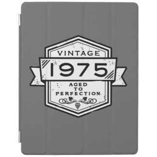 1975 Aged To Perfection iPad Cover