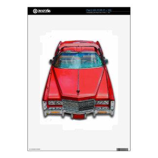1975 Cadillac Eldorado iPad 2 Skins