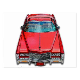 1975 Cadillac Eldorado Postcard