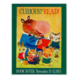 1975 Children's Book Week Poster