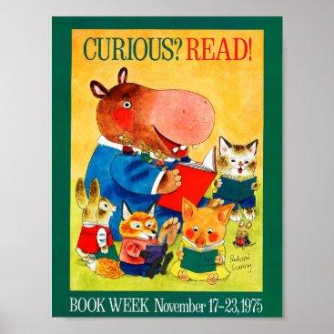 Childrens_Book_Week 1975 Children's Book Week Poster